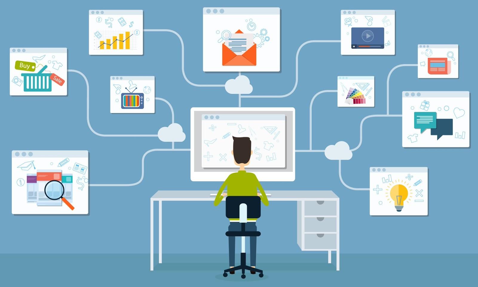 Fakta dan Data Perkembangan Industri Online di Indonesia