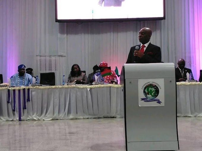 OLOTA, BISHOP OYEDEPO, H.E MRS JOYCE BANDA LIVE AT THE FOURTH COVENANT-INTERNATIONAL CONFERENCE ON AFRICAN DEVELOPMENT ISSUES IN OTTA