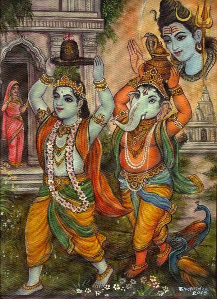 Mahadev Animated Wallpaper Ganesha Hindu God