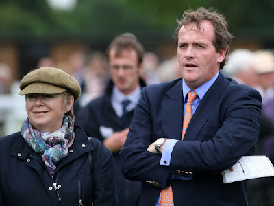 Richard Hannon, Julie Woods, Horse Trainer,