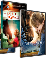 Healed by Grace 2- Ten Days of Grace Movie review & DVD's giveaway #ad #HealedByGrace2L3