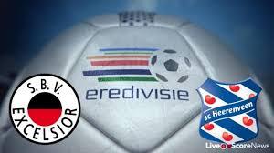 Prediksi Liga Eredivisie Belanda Excelsior vs Heerenveen 23 September 2018 Pukul 00.45 WIB
