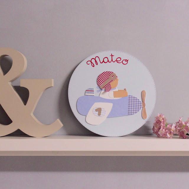 placa-puerta-decoración-infantil-personalizada