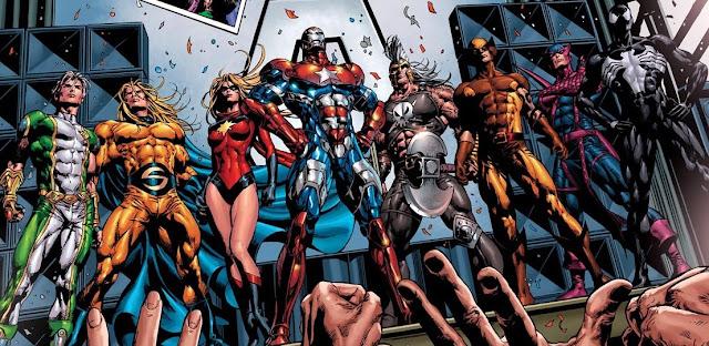 Dark Avengers adalah