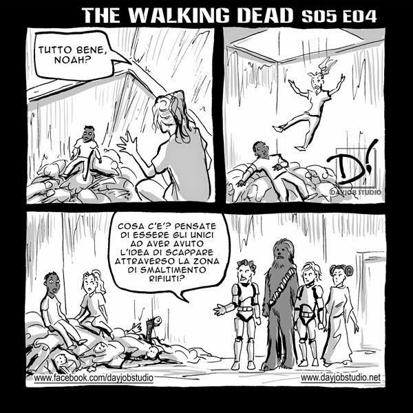 The Walking Dead - Dayjob Studio