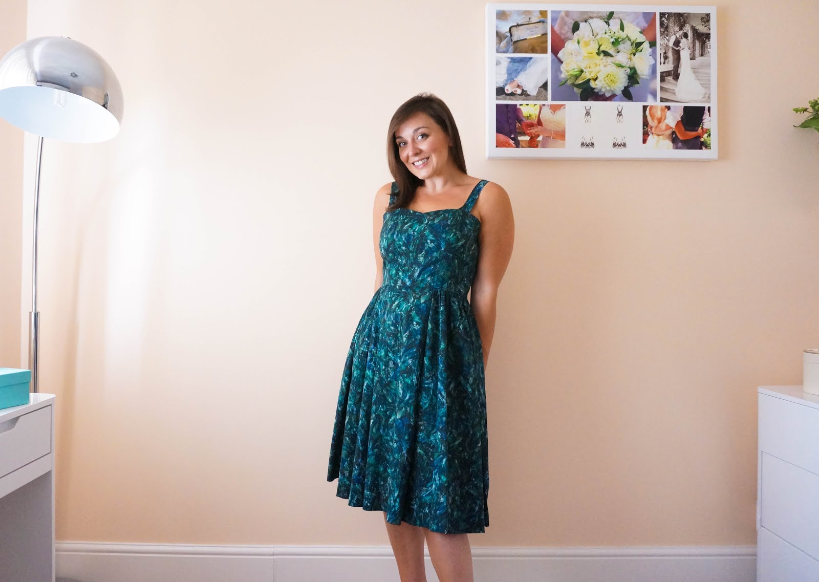 Sew Over It Rosie Dress pattern review
