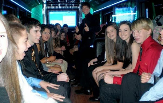 Rent a Party Bus in NYC !