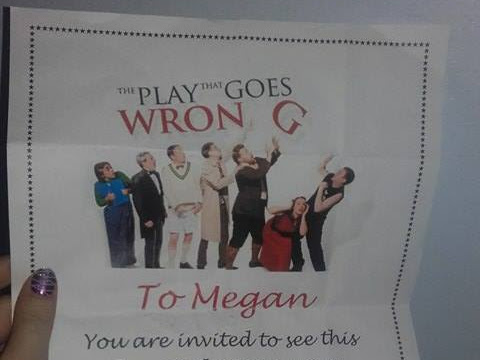 The play that goes wrong | Play review