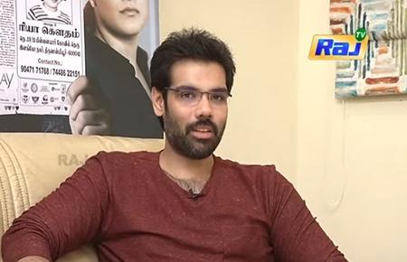 Vellithirai Special – Actor Sibiraj