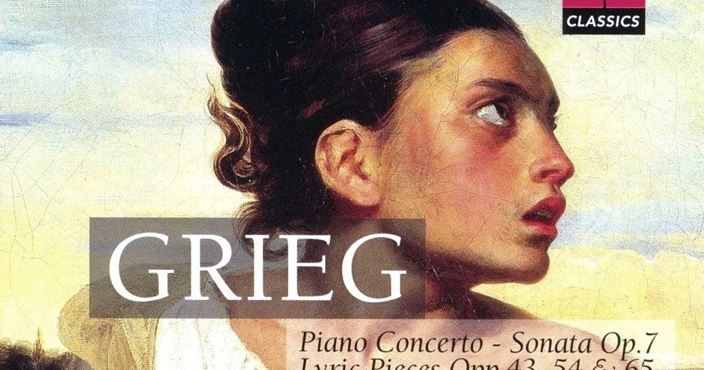Magical Journey Edvard Grieg Piano Concerto Piano Sonata Lyric