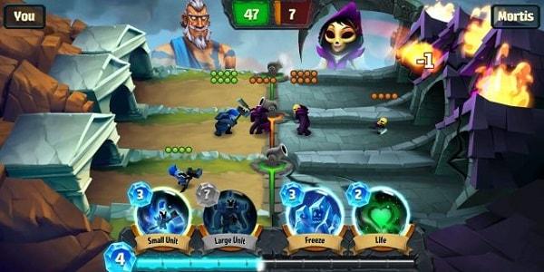 أفضل 5 ألعاب مثل Clash Royale