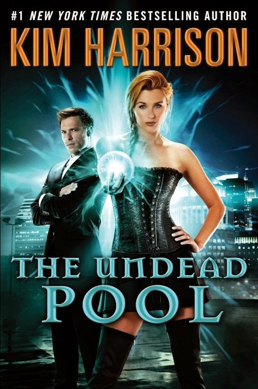 Reviews: The Undead Pool and The Witch with No Name by Kim Harrison