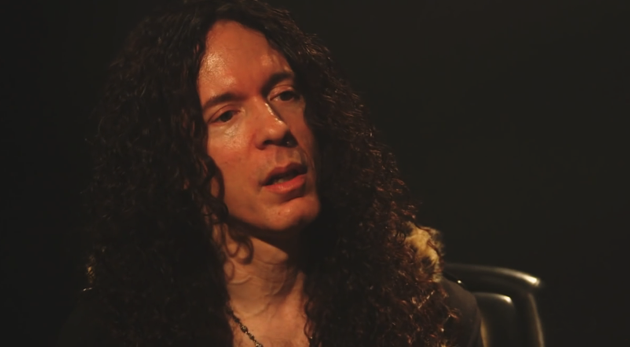 marty friedman megadeth 2017