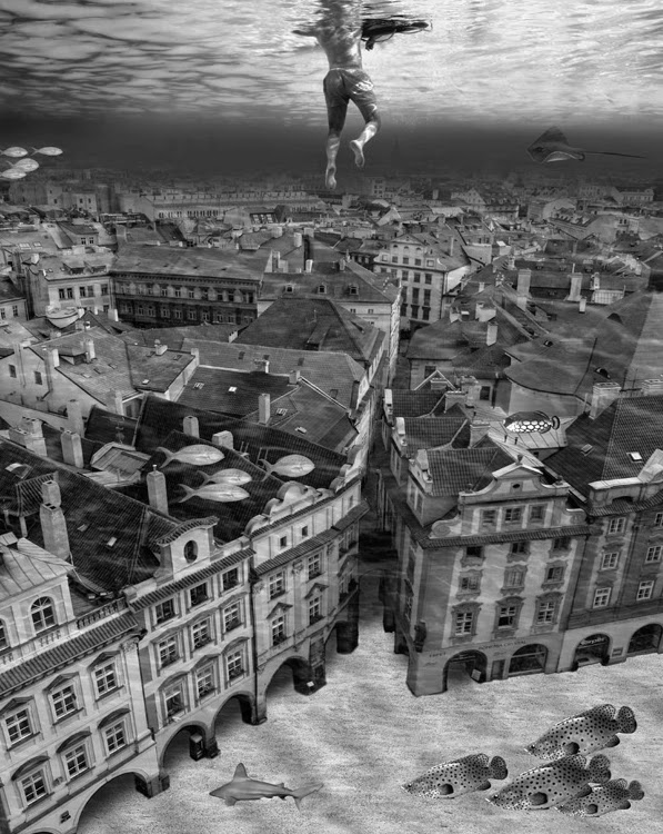 08-Somethings-Fishy-Thomas-Barbèy-Black-and-White-Surreal-Photography-www-designstack-co