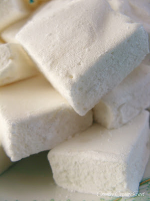 marshmallows2 Homemade Marshmallows