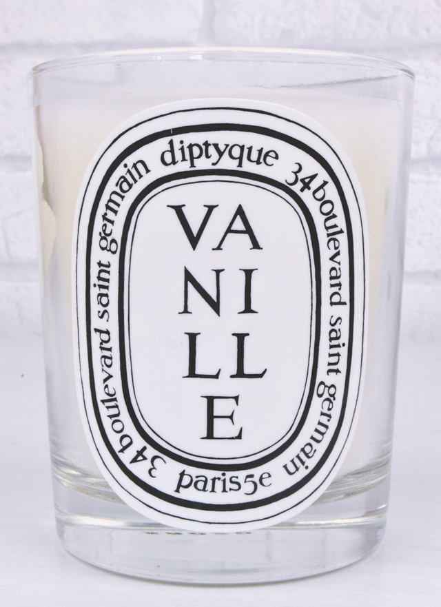 Diptyque Vanille Candle Review