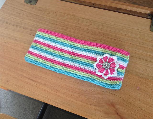 Fiber Flux: Crochet Pencil Cases! 12 Fun and Free Patterns