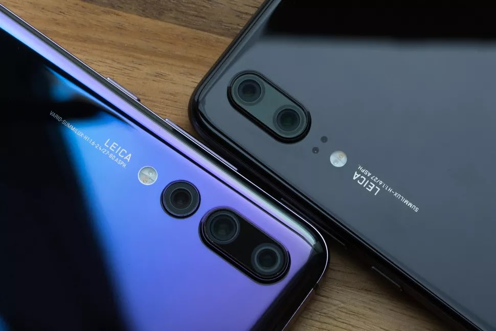The Huawei P20 and P20 Pro