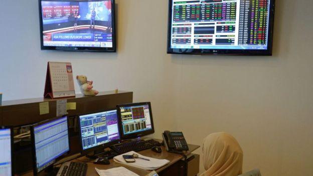 Peningkatan ULN swasta disebut sebagai buah perbaikan ekonomi - Foto: AFP / Tribun Medan