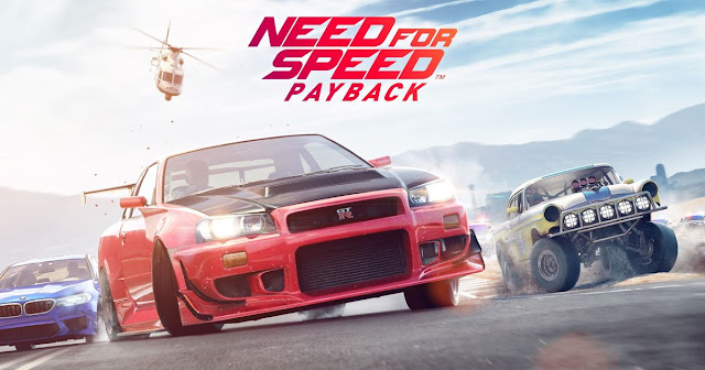 Need for Speed Payback se luce en el E3