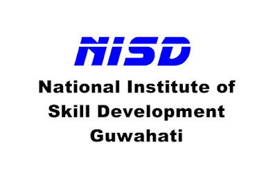 Applications are invited for National Institute of Skill Development Guwahati Hiring-Faculty (Software & Web Development)/Marketing& Mangement.