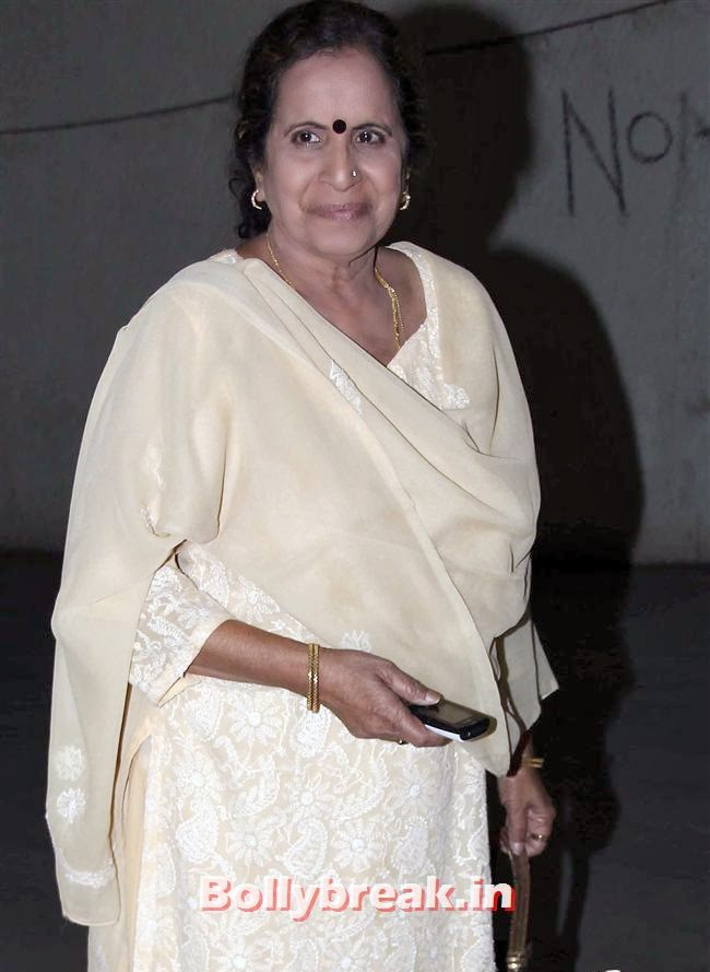 Usha Nadkarni, Amitabh Bachchan at Bhoothnath Returns Special Screening
