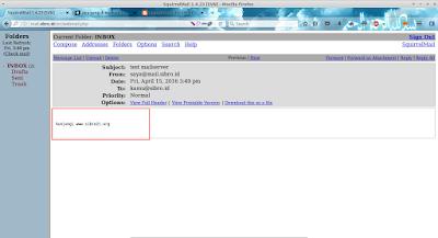nah suda masuk email dari saya@sibro.id