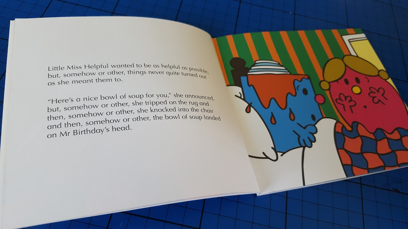 The Brick Castle Happy Birthday To The Mr Men Review And Giveaway