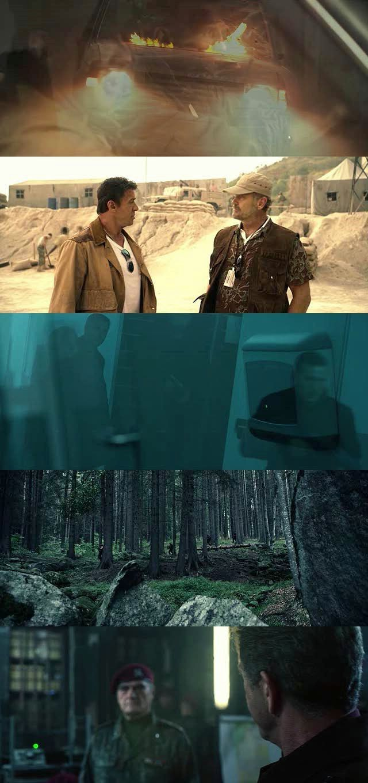 Los Indestructibles 3 DVDRip Latino