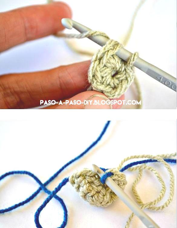 Cómo tejer conejo de pascuas al crochet / DIY | Paso a Paso