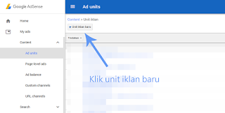 Bid Pada Iklan Google Adsense