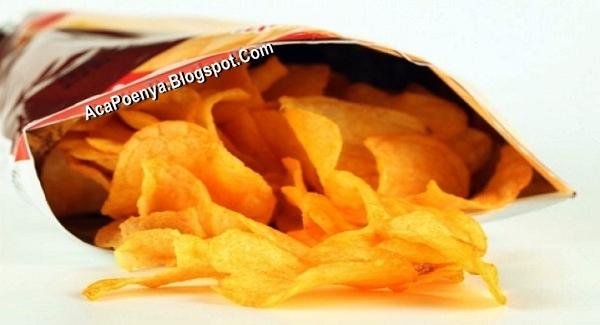 Potato Ship Penyebab Penyakit Kanker Lidah