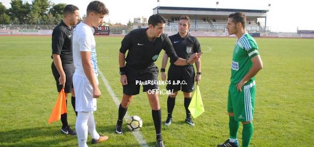 Έχασε ο Παναργειακός από τον Διαγόρα Αγίας Παρασκευής με 2-0