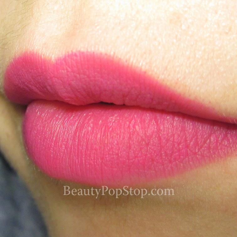 make up for ever aqua lip 16c swatch