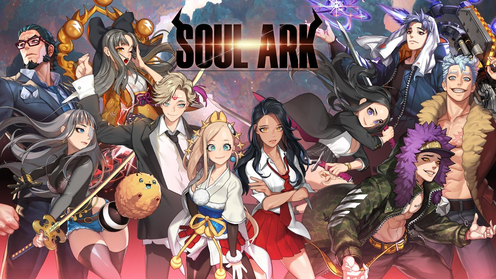 Soul Ark: Brave and Fate - Global
