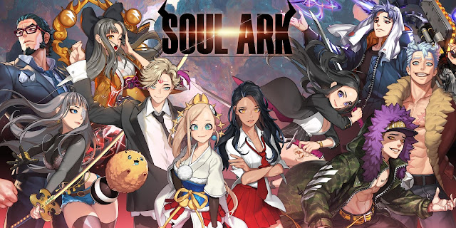 Soul Ark: Brave and Fate - Global Release