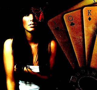 Sexy Poker Wallpaper