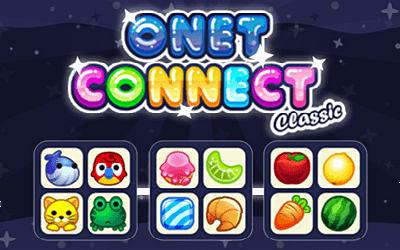 Onet Connect Classic - Jeu de Puzzle / Réflexion en Ligne