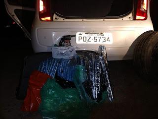 Mais de 70 explosivos e drogas foram apreendidos pela Polícia na Paraíba