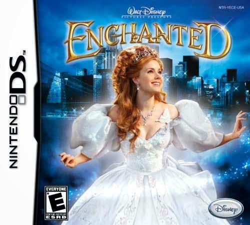 Enchanted Espa 241 Ol Nintendo Ds