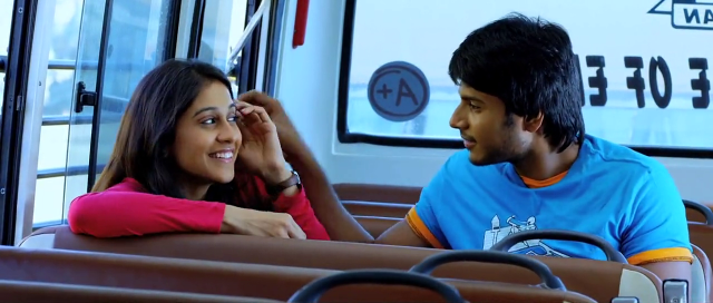 Routine Love Story (2012) Dual Audio 720p UNCUT BluRay x264 [Hindi + Telugu] 1.4GB ESubs