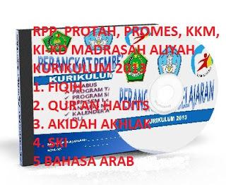 Download RPP Aqidah Akhlak MA Kelas XI Kurikulum 2013 Revisi 2016, Contoh RPP Aqidah Akhlak MA Kelas XI Kurikulum 2013 Revisi 2016