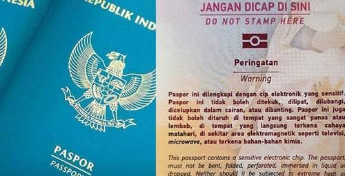 Cara Membuat Paspor di Lampung