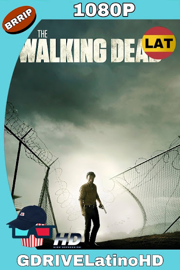 The Walking Dead Temporada 4 1080p Latino-Ingles MKV