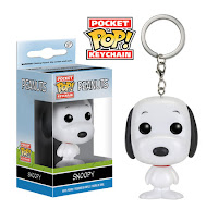 Pocket Pop! Keychain Snoopy