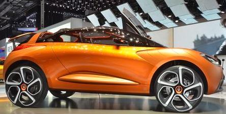 2017 Renault Captur Exterior