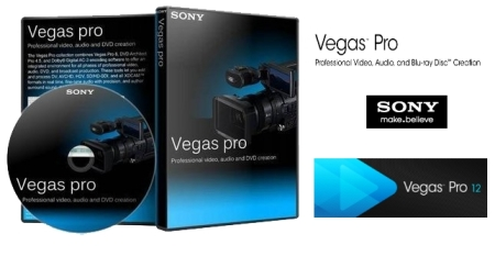 Sony Vegas Pro Production Assistant v2.0.10.28454