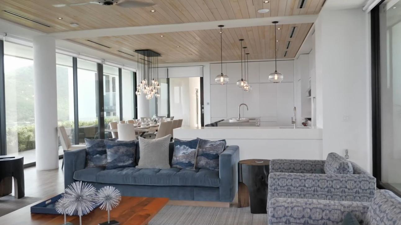 27 Photos vs. 86AA Cruz Bay Town,St John, Virgin Islands Luxury Villa Interior Design Tour