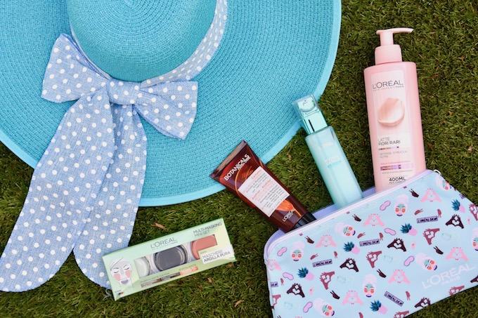 Pronta per le vacanze con il mio Summer Kit L'Oreal Paris