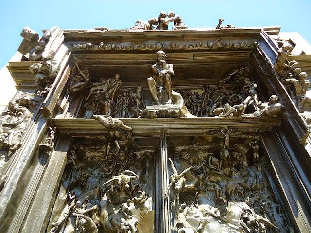 Datos curiosos: Rodin y la Puerta del Infierno